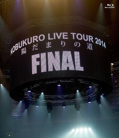 KOBUKURO LIVE TOUR 2014'陽だまりの道'FINAL at 京セラドーム大阪/コブクロ (ブルーレイディスク)