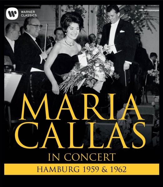 ハンブルク・コンサート 1959&1962 (ブルーレイディスク)