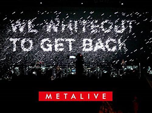 METALIVE/METAFIVE (ブルーレイディスク+CD)