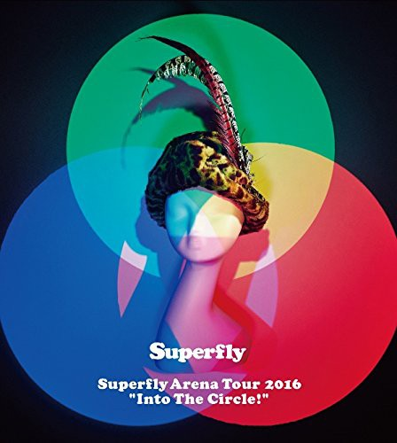 Superfly Arena Tour 2016'Into The Circle!'/Superfly (初回限定盤 ブルーレイディスク)