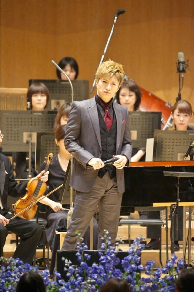 GACKT×東京フィルハーモニー交響楽団 華麗なるクラシックの夕べ