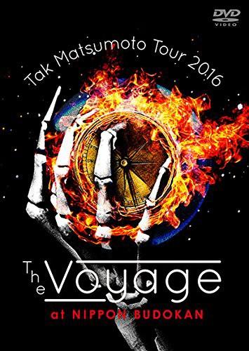 Tak Matsumoto Tour 2016-The Voyage- at 日本武道館/松本孝弘