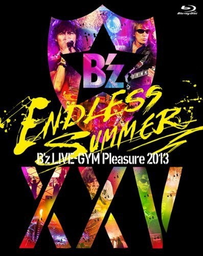 B'z LIVE-GYM Pleasure 2013 ENDLESS SUMMER-XXV BEST-/B'z (完全盤 ブルーレイディスク)
