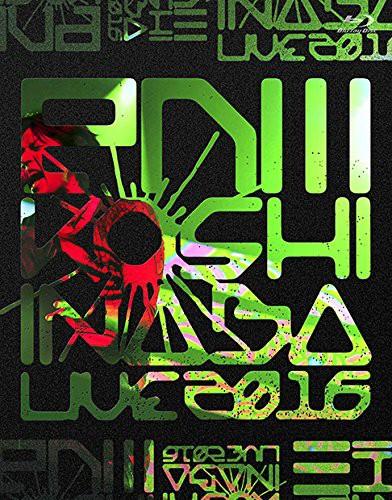Koshi Inaba LIVE 2016 〜en III〜/稲葉浩志 (ブルーレイディスク)