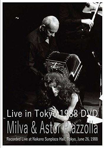 Milva&Astor Piazzolla Live in tokyo 1988