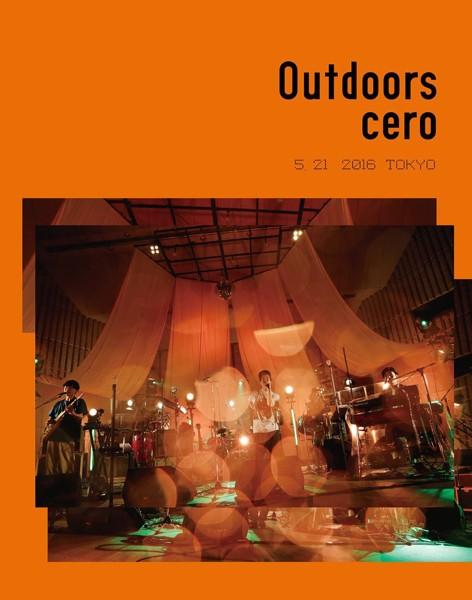 Outdoors/cero (ブルーレイディスク)