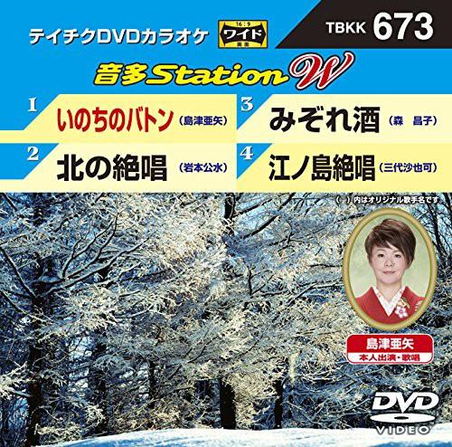 テイチクDVDカラオケ 音多Station W 673
