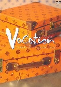 少年隊/PLAYZONE2003 Vacation