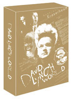 デイヴィッド・リンチ・ワールド DVD-BOX (期間限定生産)