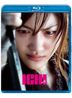 ICHI (ブルーレイディスク)