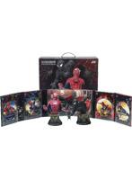 スパイダーマン コンプリートBOX(6枚組) SIDESHOW製限定フィギュア(2体)同梱 (完全初回生産限定)