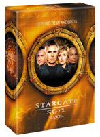 スターゲイト SG-1 シーズン6 DVDザ・コンプリートボックス