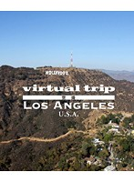 virtual trip 空撮 ロサンゼルス U.S.A. (ブルーレイディスク)