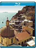 virtual trip アマルフィ Amalfi (ブルーレイディスク)
