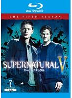 SUPERNATURAL スーパーナチュラル フィフス・シーズン Vol.7 (ブルーレイディスク)