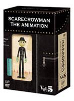 スケアクロウマン SCARECROWMAN THE ANIMATION 5 豪華版 (初回生産限定)