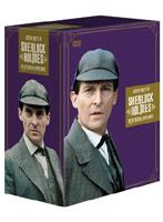 シャーロック・ホームズの冒険[完全版] DVD-BOX 1
