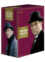 シャーロック・ホームズの冒険[完全版] DVD-BOX 2