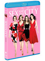 SEX AND THE CITY [THE MOVIE] Blu-ray (ブルーレイディスク)