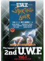 The Legend of 2nd U.W.F. vol.1 1988.5.12 後楽園&1988.6.11 札幌