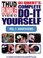 DJ QBERT'S COMPLETE DO-IT YOURSELF Vol.1 Skratching(DJ Qバート コンプリート ドゥ イット ユアセルフ Vol.1 スクラッチング)