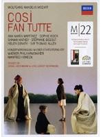 モーツァルト:歌劇《コジ・ファン・トゥッテ》/マンフレッド・ホーネック