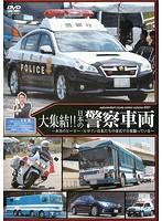 大集結!!日本の警察車両