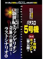 REALシリーズ攻略DVD 『CR新世紀エヴァンゲリオン 奇跡の価値は』ラストシナリオ編&『パチスロ5号機』