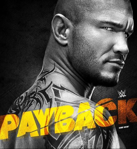 WWE ペイバック2015