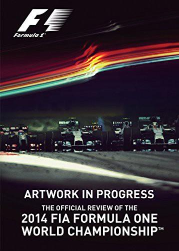 2014 FIA F1 世界選手権総集編 (ブルーレイディスク)