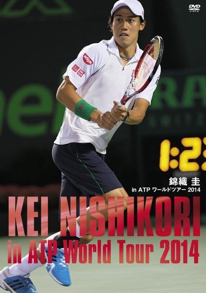 錦織圭 in ATPワールドツアー 2014
