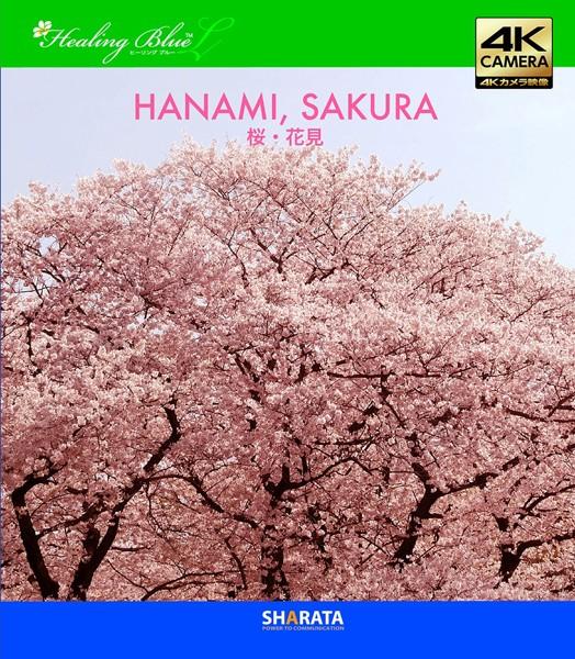 花見ができる4Kカメラ映像【Healing Blue LヒーリングブルーL】桜・花見〈動画約40分〉 (ブルーレイディスク)