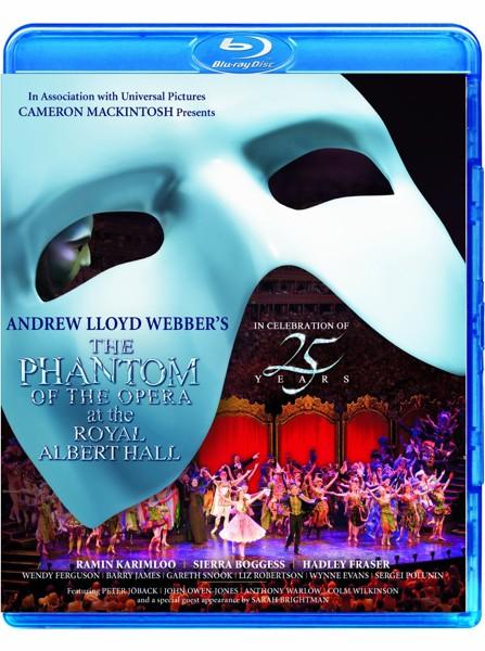 オペラ座の怪人 25周年記念公演 in ロンドン (ブルーレイディスク)