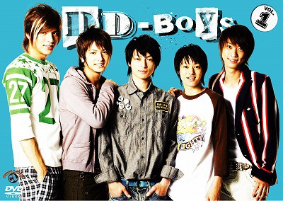 DD-BOYS〜表参道がむしゃらドキュメント〜Vol.1