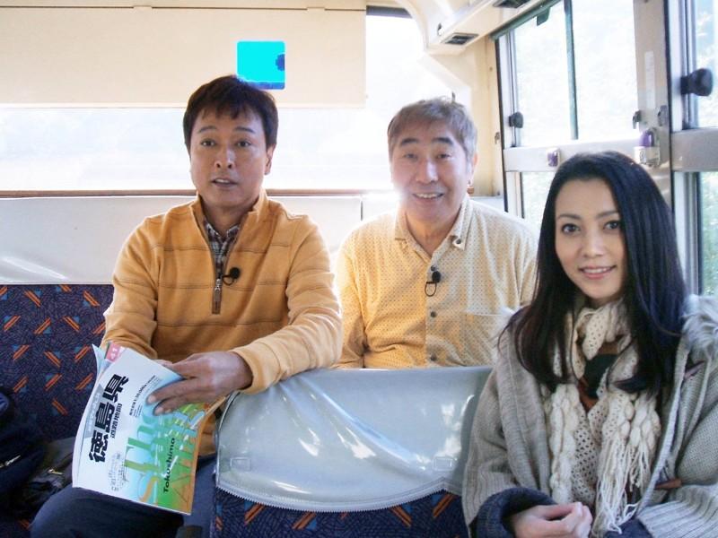 ローカル路線バス乗り継ぎの旅 四国ぐるり一周編