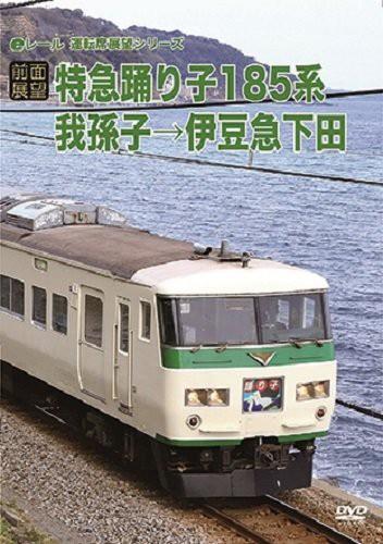 【前面展望】特急踊り子185系 我孫子→伊豆急下田