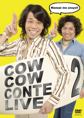 COWCOW CONTE LIVE 2/COWCOW