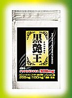黒艶王(パルテノライド含有) ヘアケアサプリメント