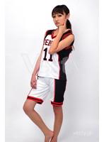 黒子のバスケ 誠凛高校バスケットボール部ユニフォーム風コスチューム 【女性Mサイズ】