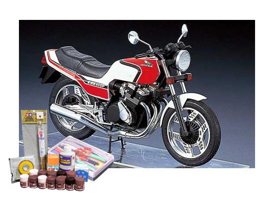 プラモデル制作セット 1/12スケール ネイキッドバイク Honda CBX400F