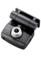 ロジテック ドライブレコーダー/常時録画型/液晶ディスプレイ搭載 LVR-SD100BK