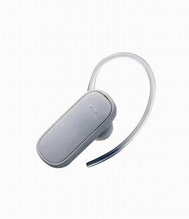 ロジテック Bluetooth/PC用ヘッドセット/初心者向け/HS05シリーズ/ホワイト LBT-PCHS05WH