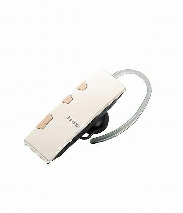ロジテック Bluetooth/PC用ヘッドセット/10時間通話/HS130シリーズ/ホワイト LBT-PCHS130WH