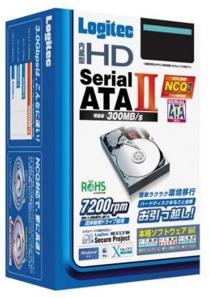 ロジテック 内蔵HD/SATA/1T LHD-DA1000SAK