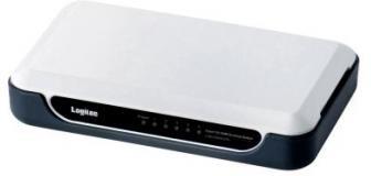 ロジテック イーサネットHUB/電源外付け/5ポート LAN-SW05/PH