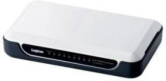 ロジテック イーサネットHUB/電源外付け/8ポート LAN-SW08/PH