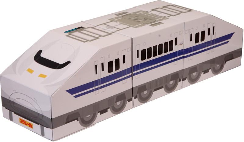 【10パック】プラレールティッシュ 700系新幹線