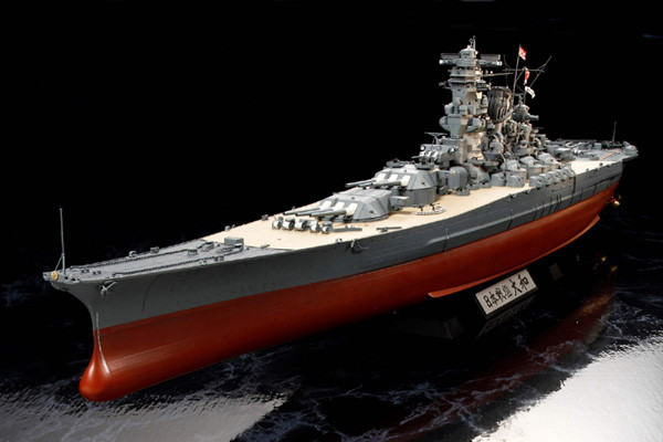 1/350 日本戦艦 大和