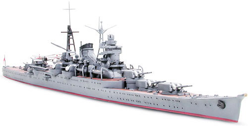 1/700 日本重巡洋艦 鈴谷