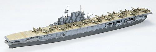 1/700 アメリカ海軍 航空母艦ホーネット